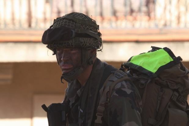 200 légionnaires du 2e REP de Calvi au Mali