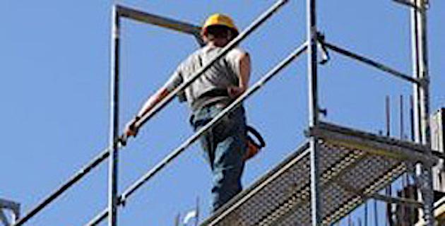 Prévention des risques professionnels : opération de contrôle et d'accompagnement des chantiers du BTP de Corse