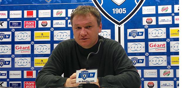 """Sylvain Marchal (SCB) : """" Evitons les mêmes erreurs que face à Rennes"""""""