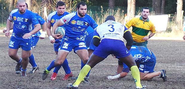 Simon Merah et Bastia XV : Continuer face au Stade Phocéen