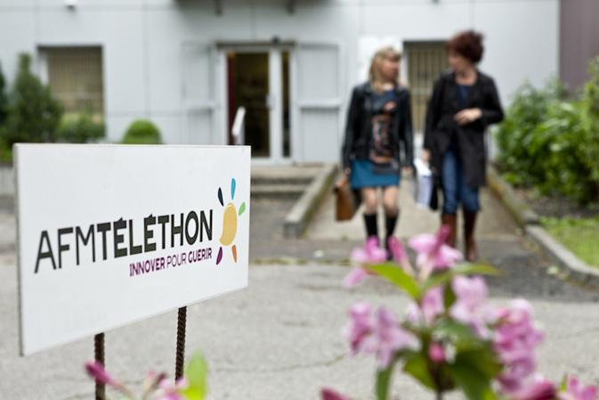 Photo site internet AFM Téléthon