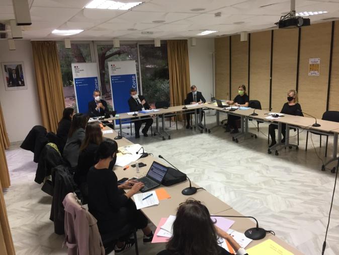 Contrat de ville de l'agglomération de Bastia : le comité de pilotage dresse le bilan d'une année marquée par la crise