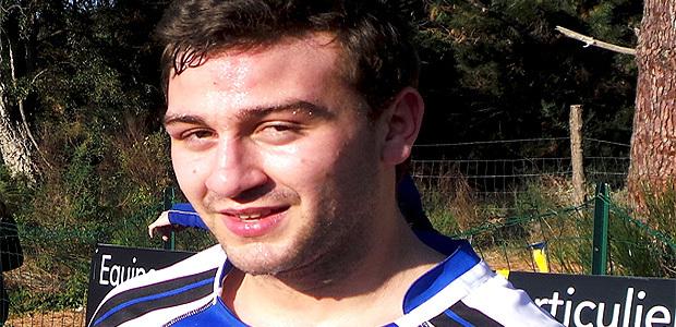 Quentin Vedovati : La passion du rugby à Bastia XV