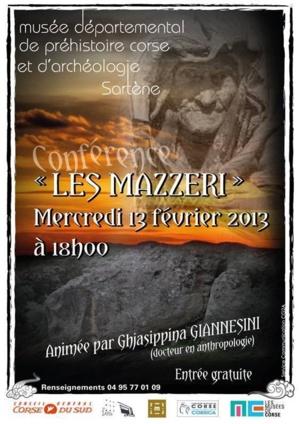 Musée de Sartene : Les Mazzeri