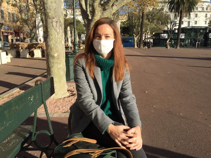 Leslie Pellegri, nouvelle secrétaire d'Europe Ecologie Les Verts en Corse