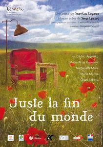"Bastia : ""Juste la fin du monde"" de Jean-Luc Lagarce"