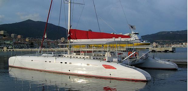 """""""U Sognu"""", une invitation au voyage onirique sur les flots de la Méditerrannée... (Photo Yannis-Christophe Garcia)"""