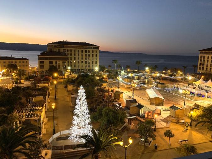 Covid-19 : en Corse les marchés de Noël se réinventent