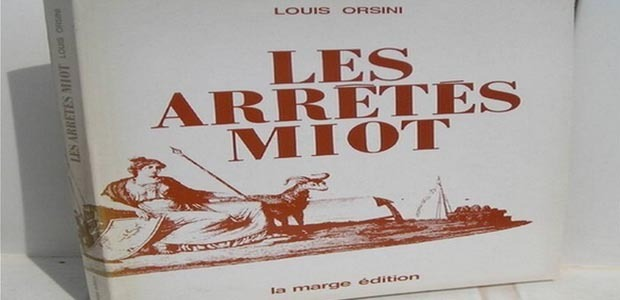 Arrêtés Miot : Le groupe de travail installé par Jérôme Cahuzac