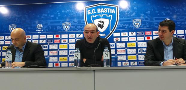 SC Bastia : Mercato, sanctions, réorganisation