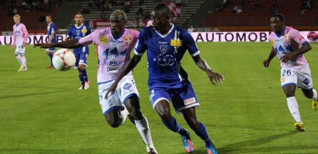 Le Sporting en panne de réalisme face à Evian-Thonon