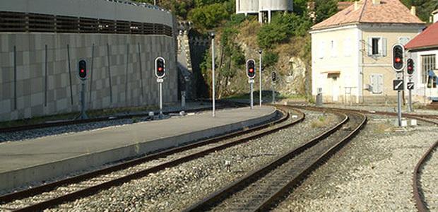 Les trains ne circulent plus…