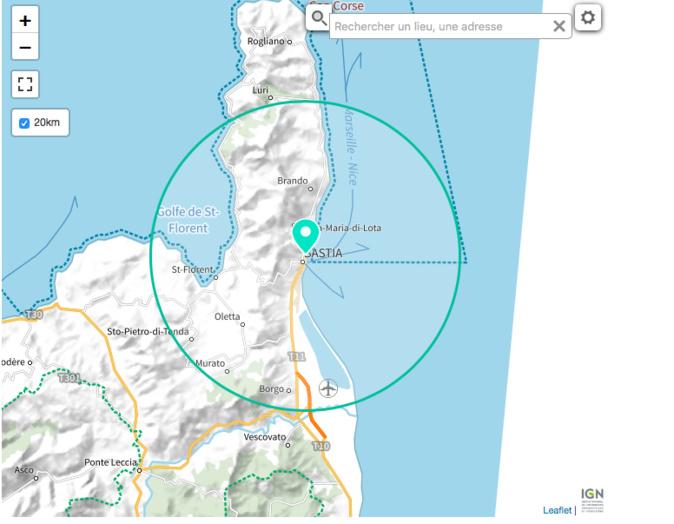 Confinement allégé : comment calculer le rayon de 20 km autour de votre domicile ?