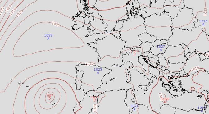 Météo de la semaine en Corse : les températures vont chuter