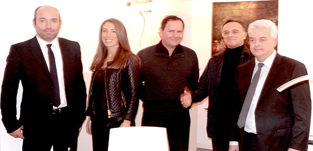 L'équipe de Vision Futura et de Vision Future