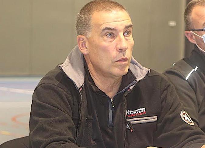 Gilles Seydoux, premier président de l'office municipal des sports de Porto-Vecchio