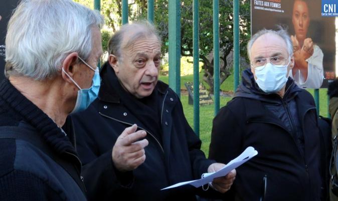 Environnement : le collectif Terra alerte sur deux projets controversés à Ajaccio