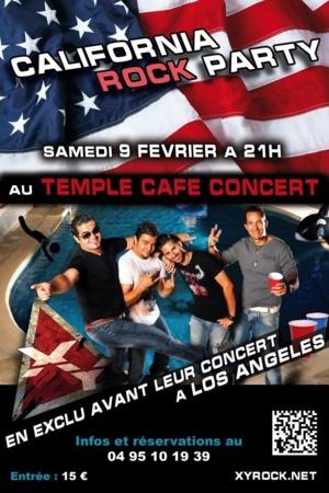 XY au Temple Café Concert