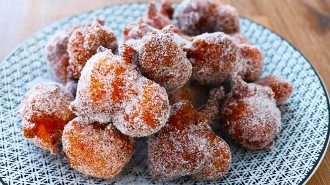 A table : Comment réaliser des beignets au Brocciu ?