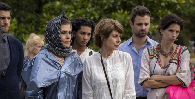 La famille ADN réunit par le deuil © Le Pacte