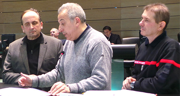 Une double convention pour le Sdis de Haute-Corse