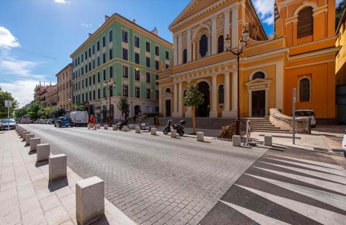 Ajaccio : la nouvelle vie du cours Napoléon