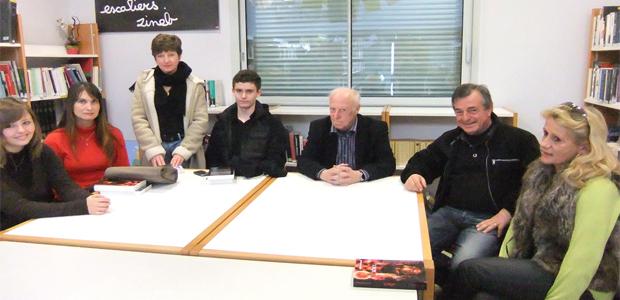 Première réunion du club des auteurs Edilivre corses
