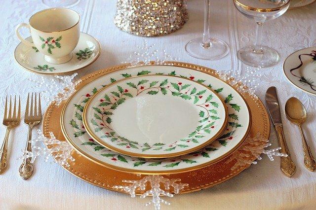 Pour les fêtes, CNI vous propose une table de Noël 100% produits nustrali