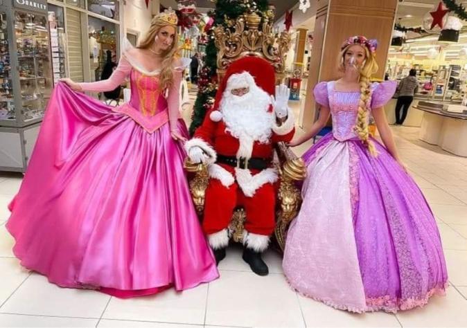 Dany, le Père Noël de Biguglia
