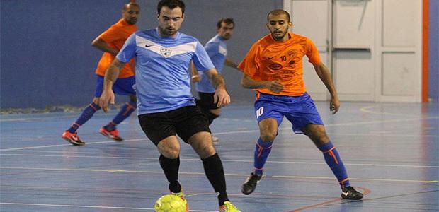 (Photo Valentin Aurélien-Bastia-Futsal