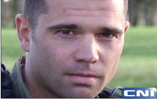 Le sergent-chef  Harold Vormezeele  du 2e REP de Calvi tué au Mali