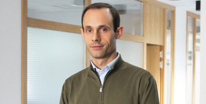 Ghjuvan Carlu Simeoni, directeur général de Femu Quì Ventures