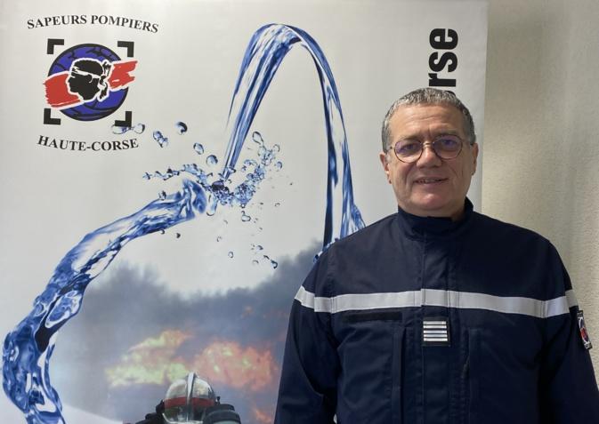 Le colonel Pieri a pris ses fonctions de directeur du SIS 2B.
