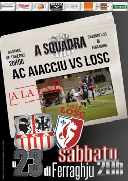 ACA - Lille : Un siège à tenir