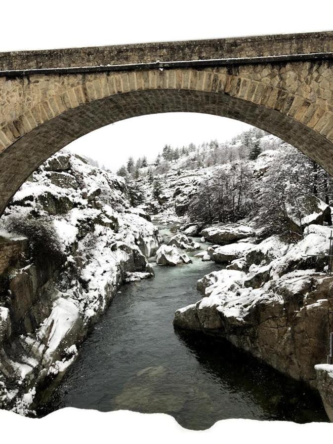 U ponte Altu d'Albertacce (Laetitia Albertini)