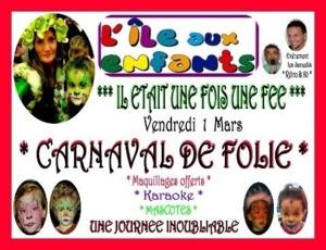 Ajaccio : L'île aux Enfants organise son second carnaval