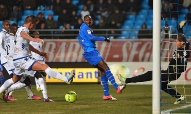 Le Sporting pouvait mieux faire à Troyes