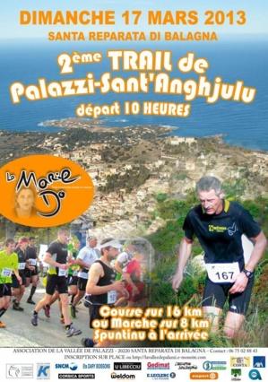 Santa Reparata di Balagna : Le trail de Palazzi pour la Marie-Do