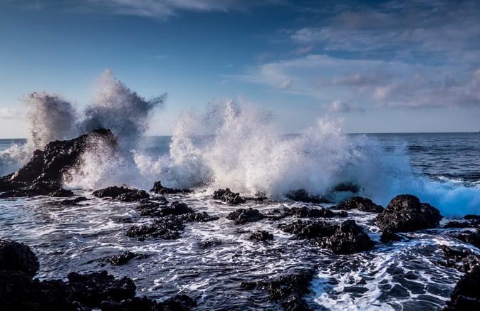 Tempête Bella : la Corse-du-Sud placée en en vigilance jaune