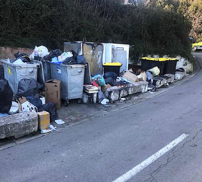 Tocc'à voi - Une nouvelle déchèterie ouverte route inférieure de Cardo à Bastia