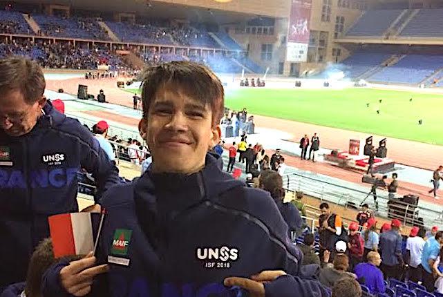 Athlétisme : Matéo Guillard (CA Bastia) rejoint le club d'Aix Athlé Provence