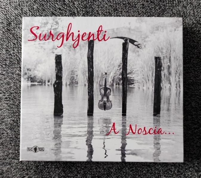 L'album A Noscia est disponible depuis le 9 décembre 2020.