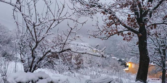 La Haute-Corse en vigilance jaune pour le paramètre neige