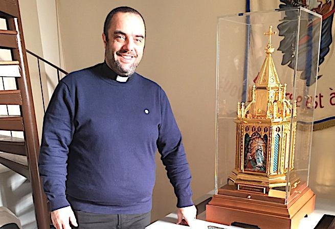 Le Père Georges Nicoli