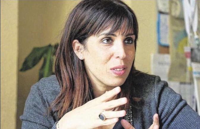 Laetitia Descoin-Cucchi, présidente de Inseme (Photo Michel Luccioni)