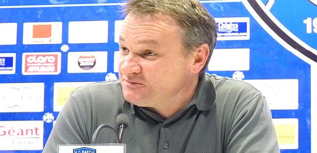"""Frédéric Hantz : """" Il faut occulter l'idée de derby"""""""