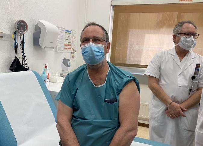 Le Le docteur Joseph Lucciardi