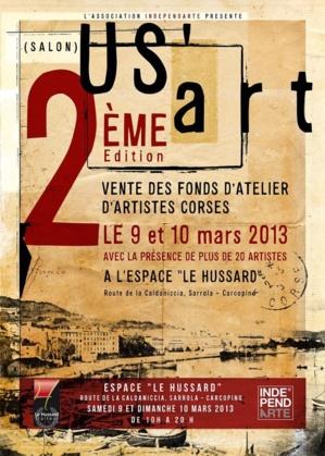 Samedi 9 et Dimanche 10 à l'Espace Le Hussard