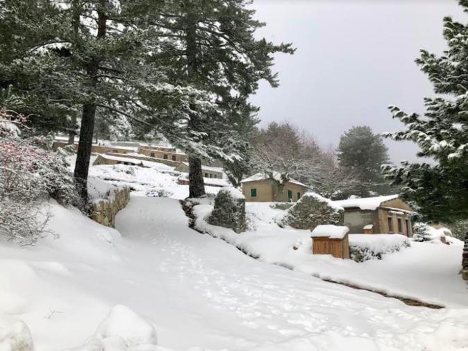 """La Corse en vigilance orange pour le risque """"avalanches"""""""