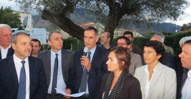 L'union Pè a Corsica à Corti en 2017. Photo CNI.